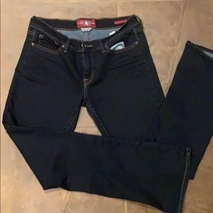 Lucky brand jeans. 10/30 regular. Charlee Boot.